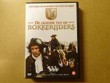 3-DISC DVD BOX / DE LEGENDE VAN DE BOKKERIJDERS ( GENE BERVOETS... )