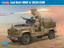 1/35 Land Rover Defender Wolf W.M.I.K. with MILAN ATGM by Hobby Boss ~ HBB82447