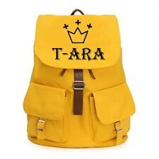 T-ARA TARA TIARA Jeon Bo Ram CANVAS SCHOOL BAG BACKPACK NEW