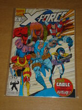 X-FORCE #8 MARVEL COMIC NEAR MINT CONDITION 1ST APP DOMINO MARCH 1992