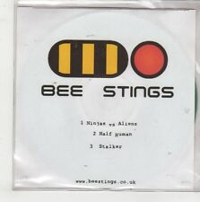 (GQ556) Bee Stings, Minjas vs Aliens - DJ CD