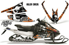 AMR Racing Sled Wrap Arctic Cat F Series Snowmobile Graphic Kit All Years KC O