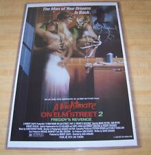 Nightmare on Elm Street 2 Freddy's Revenge Krueger 11X17 Original Movie Poster