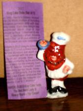 2012 Haydels king cake doll RED BEAN LADY Mardi Gras New Orleans haydel