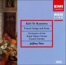 Kiri Te Kanawa French Songs and Arias CD