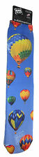 Hot Air Balloons Sublimation Socks Wild Habitat Adult One Size Fits Most USA
