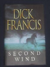 Dick Francis: Second Wind - 1999-1st/1st Horse Racing Crime Thriller