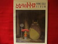 My Neighbour Totoro Piano Sheet Music Collection Book
