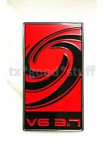 Grille Badge Mustang V6 3.7 Cyclone Style Emblem - New Style! - L@@K!