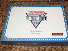 NEW Super Nintendo PowerFest 94 Power Fest RetroUSB RetroZone SNES