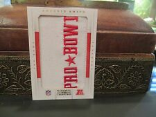National Treasures Pro Bowl Colossal Texans Antonio Smith 1/1  2012