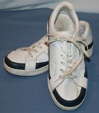 US Polo Assn Womens White Sneakers Shoes Sz 10 Style 210366 Athletic Tennis
