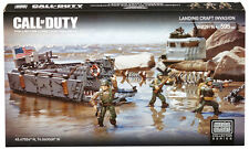 MEGA BLOKS CALL OF DUTY LANDING CRAFT INVASION 06829 595 PIECES NEW IN BOX