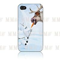 DISNEY PRINCESS FROZEN Olaf Case For iPhone iPod Samsung Galaxy Sony Xperia Z3