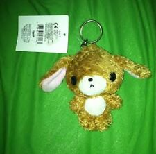NWT Sanrio Sugarbunnies Cafe Plush Doll Keychain Vintage
