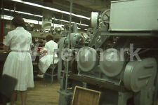 1964 L & M Lark Cigarette Factory Workers Richmond VA Original Afga 35mm Slide 4