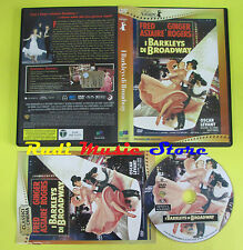 DVD film I BARKLEYS DI BROADWAY Fred Astaire Ginger Rogers 2007 ED.MASTER no(D5)