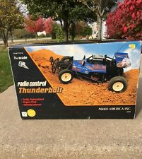 1/10 VINTAGE RC THUNDERBOLT OFF-ROAD DUNE BUGGY NIKKO W/BOX!