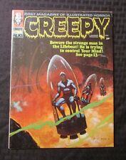 1970 CREEPY Warren Horror Magazine #34 VF