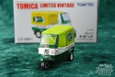 [TOMICA LIMITED VINTAGE LV-143a 1/64] DAIHATSU MIDGET LOTTE CHEWING GUM (Green)