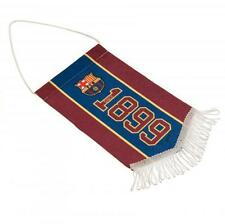 Fc Barcelona Mini Pennant SN Club Crest Hanging Flag