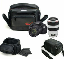 R-Waterproof Shoulder Camera Carry Case Bag Canon EOS 550D 600D 650D 1100D 100D