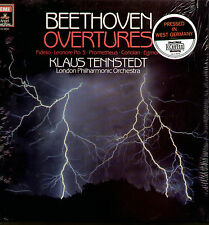 Beethoven Overtures-Klaus Tennstedt & London Philharmonic Orchestra LP