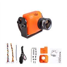 RunCam Swift 2 mini CCD 600TVL FPV Camera FOV 150° 2.3mm Orange Drone Quadcopter