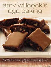 Amy Willcocks Aga Baking,ACCEPTABLE Book