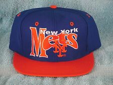 VTG 90`s NEW YORK METS  Hat Cap ~ 2 TONE ~ The GAME ~ Fitted Size 7