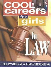 Cool Careers for Girls in Law-ExLibrary