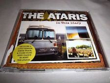 ATARIS-IN THIS DIARY 3 TRKS + VIDEO-COLUMBIA 673899 2 UK CD