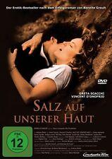 SALZ AUF UNSERER HAUT (GRETA SCACCHI, VINCENT D'ONOFRIO,...)  DVD NEU