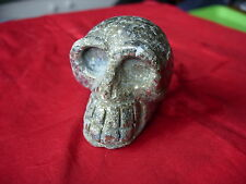Crystal Skull medium pyrite no 5