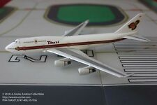 Phoenix Model Thai Airways Boeing 747-400 in Old Color Diecast Model 1:400