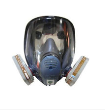 For 3M 6800 Gas Mask Full Facepiece Respirator 7 PC Suit Painting Spraying #688