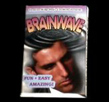 Brainwave Mentalist Bicycle Poker Sized Deck Magic Card Trick