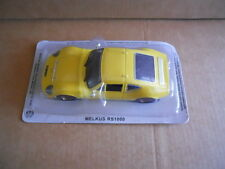 Legendary Cars  MELKUS RS 1000 1:43 Die Cast [MV0]