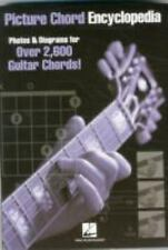 Picture Chord Encyclopedia: Photos & Diagrams for Over 2,600 Guitar Chords