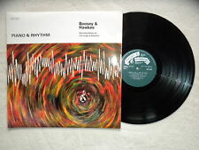 "LP BOB ADAMS / TONY OSBORNE ""Piano & Rhythm"" SBH 3081 UK §"