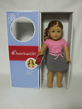 American Girl Truly Me Doll: Curly Light Red Hair, Blue Eyes 33 NEW in box