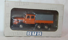 BUB 1:87 Metallmodell - 07004 Edition 2009 - Kaelble KDV orange - neu