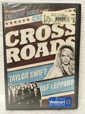 CMT CROSSROADS TAYLOR SWIFT & DEF LEPPARD -- NEW & SEALED -- QUICK FREE SHIP