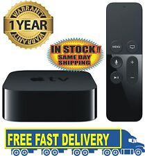 New Apple TV 4th generation 32GB (MGY52LL/A) Includes Siri remote control Sealed