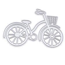 Bicicleta Ciclismo Esténciles De Corte Plantillas BRICOLAJE Manualidades álbum