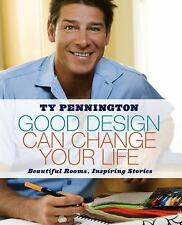 Ty Pennington - Good Design For A Good Life (2009) - Used - Trade Paper (Pa