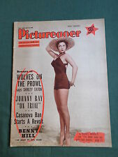 PICTUREGOER FILM MAG - JOHNNIE RAY - SHIRLEY EATON - 23 APRIL 1955