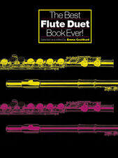 The Best Flute Duet Book Ever Learn to Play Folk Pop Classical Sheet Music Book
