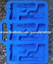Gun Silicone Soap Chocolate Candy Clay Jelly Fondant Mold Molder