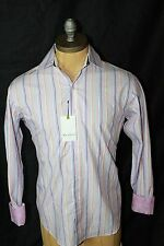 AUTH  $198 Robert Graham Men Long Sleeve Shirt M